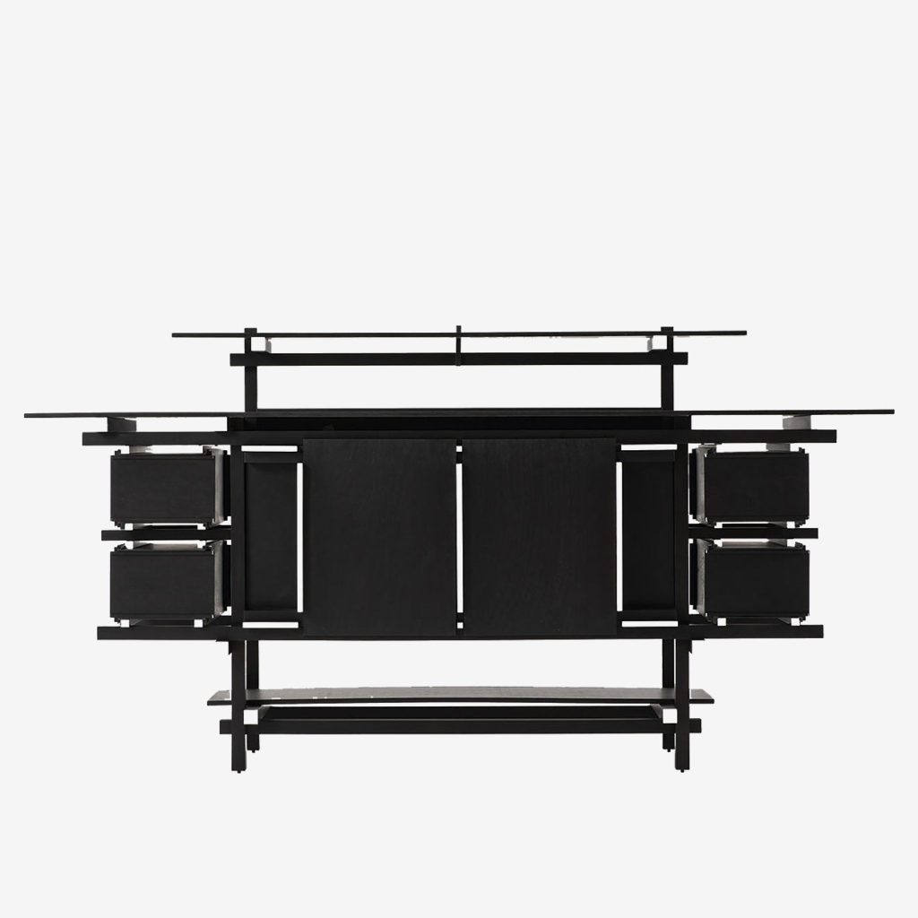 Elling buffet black